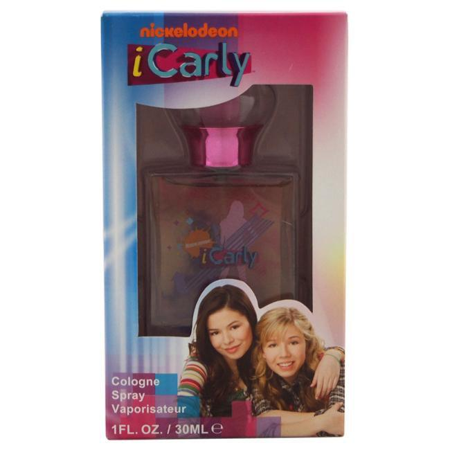 ICARLY BY NICKELODEON FOR WOMEN -  COLOGNE SPRAY