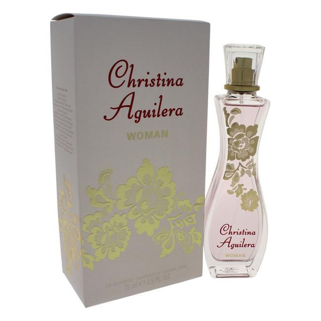 CHRISTINA AGUILERA WOMAN BY CHRISTINA AGUILERA FOR WOMEN -  Eau De Parfum SPRAY