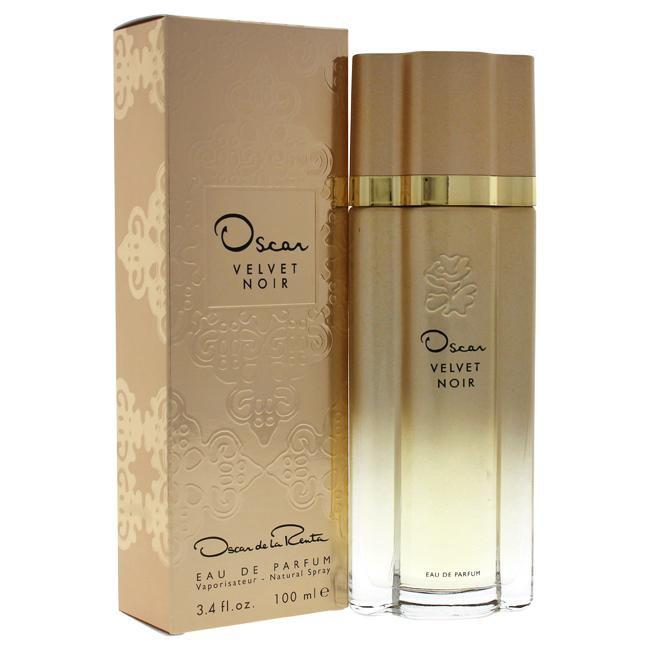 OSCAR VELVET NOIR BY OSCAR DE LA RENTA FOR WOMEN -  Eau De Parfum SPRAY