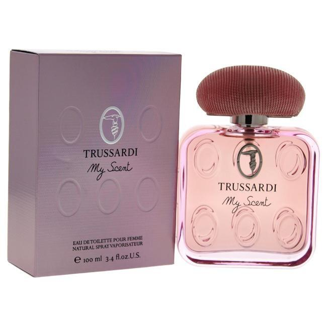 TRUSSARDI MY SCENT BY TRUSSARDI FOR WOMEN -  Eau De Toilette SPRAY
