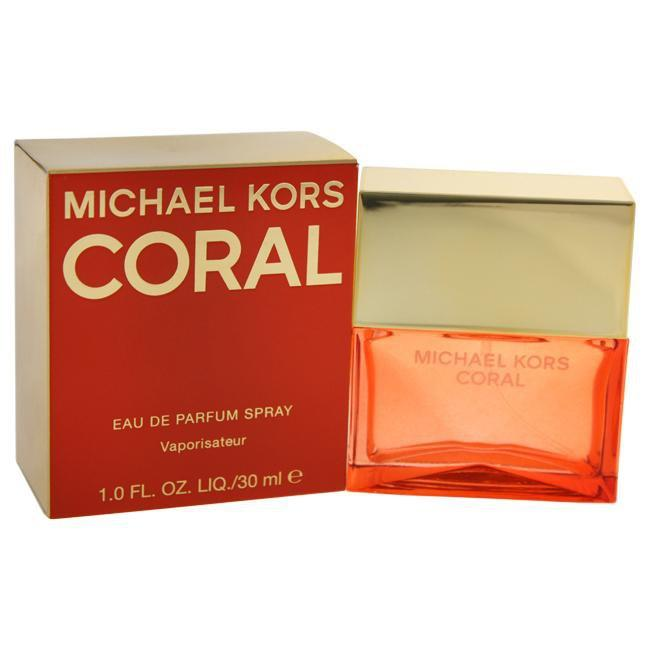 CORAL BY MICHAEL KORS FOR WOMEN -  Eau De Parfum SPRAY