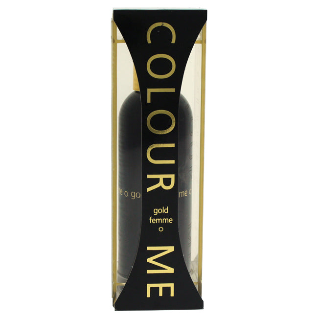 Colour Me Femme Gold by Milton-Lloyd for Women - EDP Spray