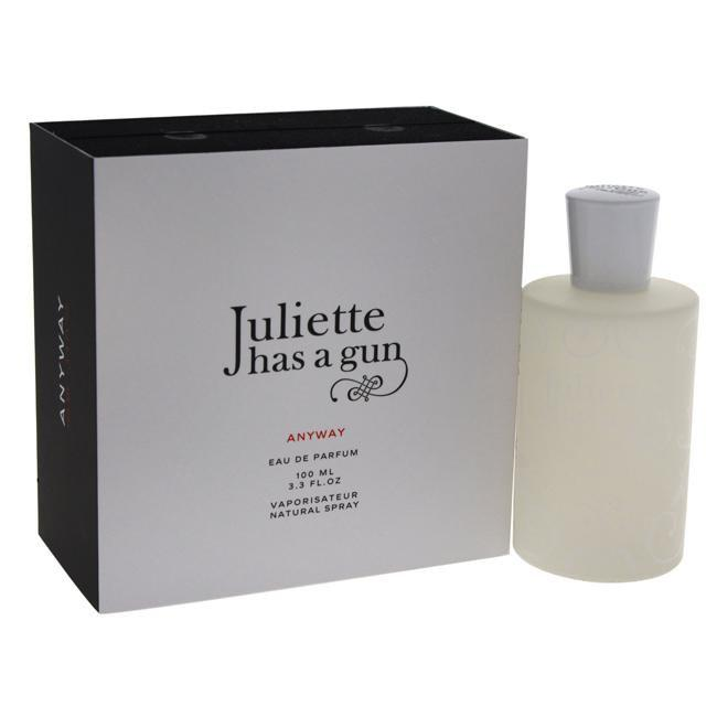 Anyway for Women and Men by Juliette has a Gun Eau De Parfum Spray