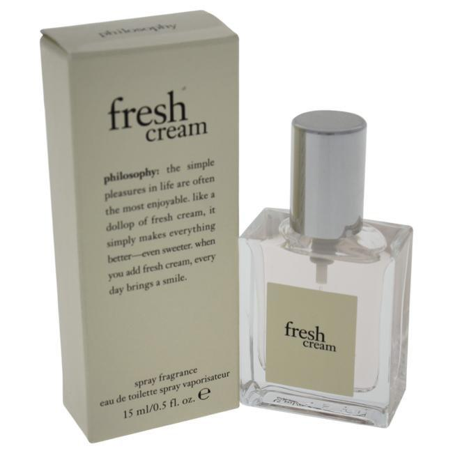 FRESH CREAM BY PHILOSOPHY FOR WOMEN -  Eau De Toilette SPRAY