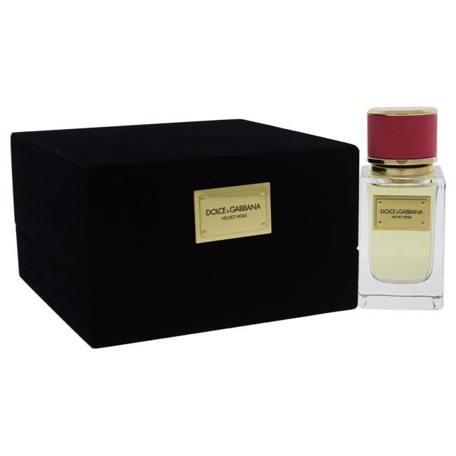 VELVET ROSE BY DOLCE AND GABBANA FOR WOMEN -  Eau De Parfum SPRAY