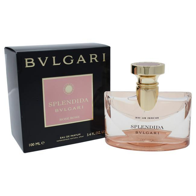 SPLENDIDA BVLGARI ROSE ROSE BY BVLGARI FOR WOMEN -  Eau De Parfum SPRAY