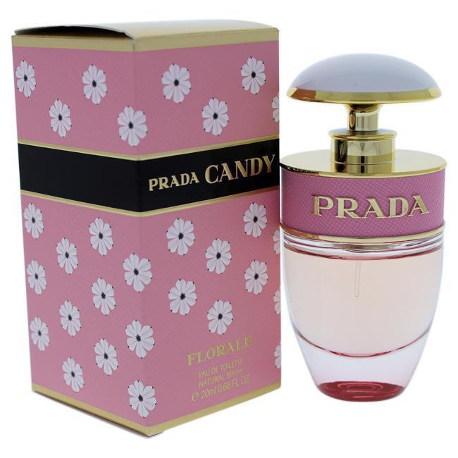 Prada Candy Florale by Prada for Women -  Eau de Toilette Spray