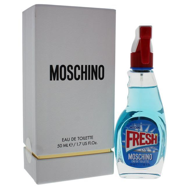 Fresh Couture For Women By Moschino Eau De Toilette Spray
