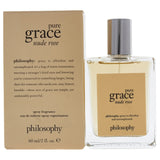 Pure Grace Nude Rose by Philosophy for Women -  Eau de Toilette Spray