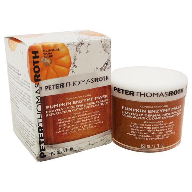 Pumpkin Enzyme Mask by Peter Thomas Roth for Women - 5 oz Mask