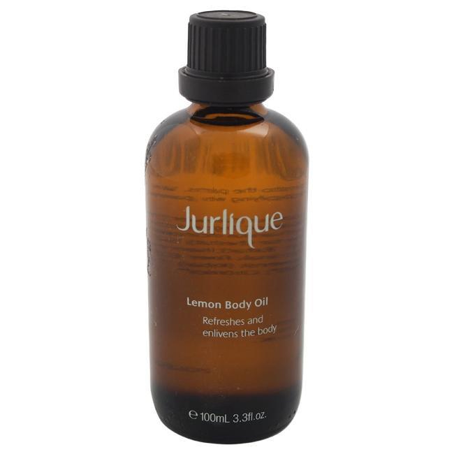 Lemon Body Oil by Jurlique for Women - 3.3 oz Oil