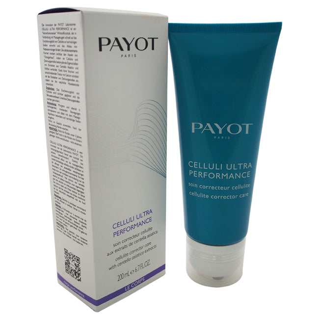 Celluli Ultra Performance Cellulite Corrector Care by Payot for Women - 6.7 oz Corrector