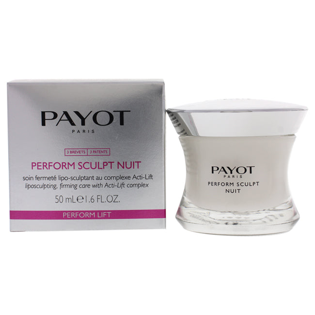 Perform Sculpt Nuit by Payot for Women - 1.6 oz Cream