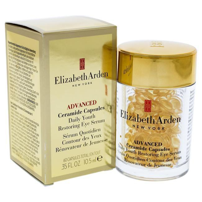 Ceramide Capsules Daily Youth Restoring Eye Serum by Elizabeth Arden for Women - 60 Count Capsules