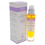 Rose O12 Moisture Defence Oil by REN for Women - 1.02 oz Oil