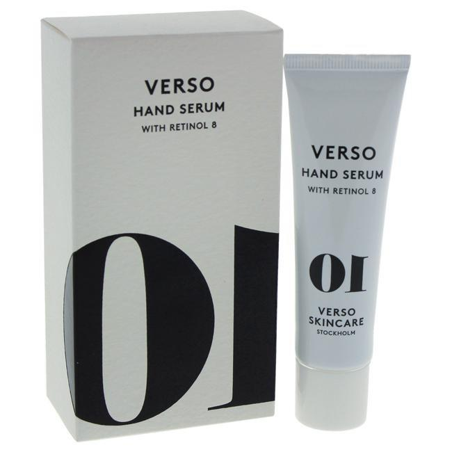 Hand Serum by Verso for Women - 1 oz Serum