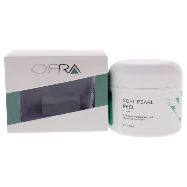 Soft Pearl Peel by Ofra for Women - 2.2 oz Cream