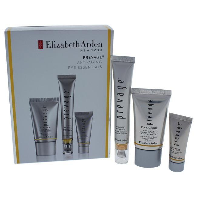 Prevage Anti-Aging Eye Essentials Set by Elizabeth Arden for Women - 3 Pc Set 0.7oz Anti-Aging Eye S