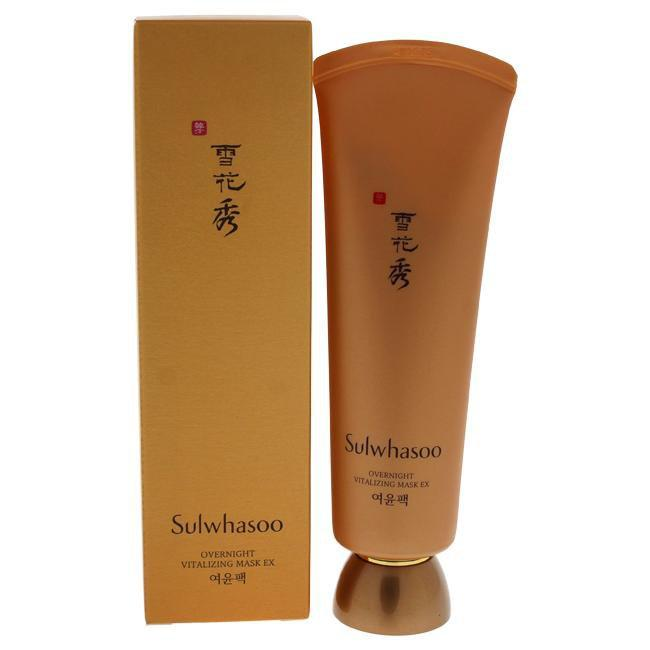 Overnight Vitalizing Mask EX by Sulwhasoo for Women - 4.05 oz Mask