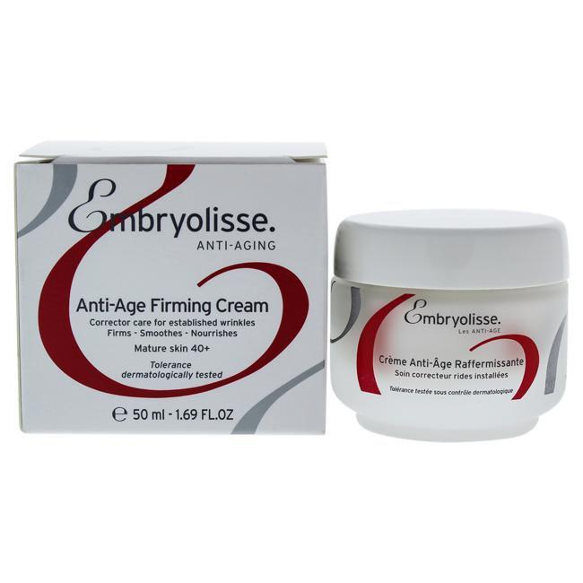 Anti-Age Firming Cream by Embryolisse for Women - 1.69 oz Cream