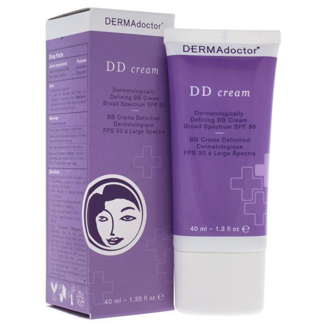 DD cream Dermatologically Defining BB SPF 30 by DERMAdoctor for Women - 1.35 oz Cream