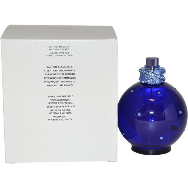 Midnight Fantasy Eau de Parfum Spray for Women by Britney Spears