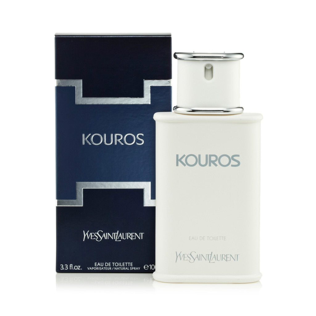 Yves Saint Laurent Kouros Eau de Toilette Mens Spray 3.3 oz.