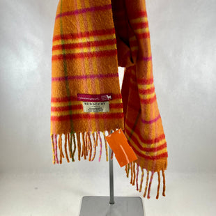 Primary Photo - BRAND: BURBERRY STYLE: SCARF COLOR: BURBERRY PLAID OTHER INFO: AS IS SKU: 213-213143-11482