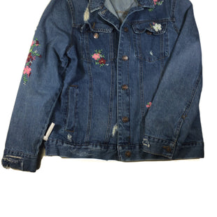 Primary Photo - BRAND:   CMC STYLE: JACKET OUTDOOR COLOR: DENIM SIZE: L OTHER INFO: WAX JEAN - SKU: 213-213118-30989