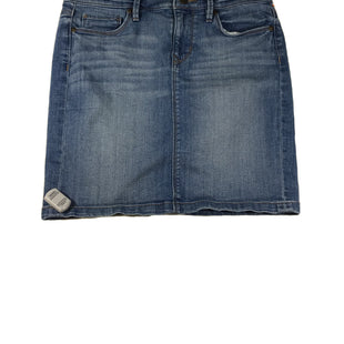 Primary Photo - BRAND: LOFT STYLE: SKIRT COLOR: DENIM SIZE: 2 SKU: 213-213135-6359