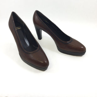 Primary Photo - BRAND: STUART WEITZMAN STYLE: SHOES HIGH HEEL COLOR: BROWN SIZE: 6 SKU: 213-213118-33066