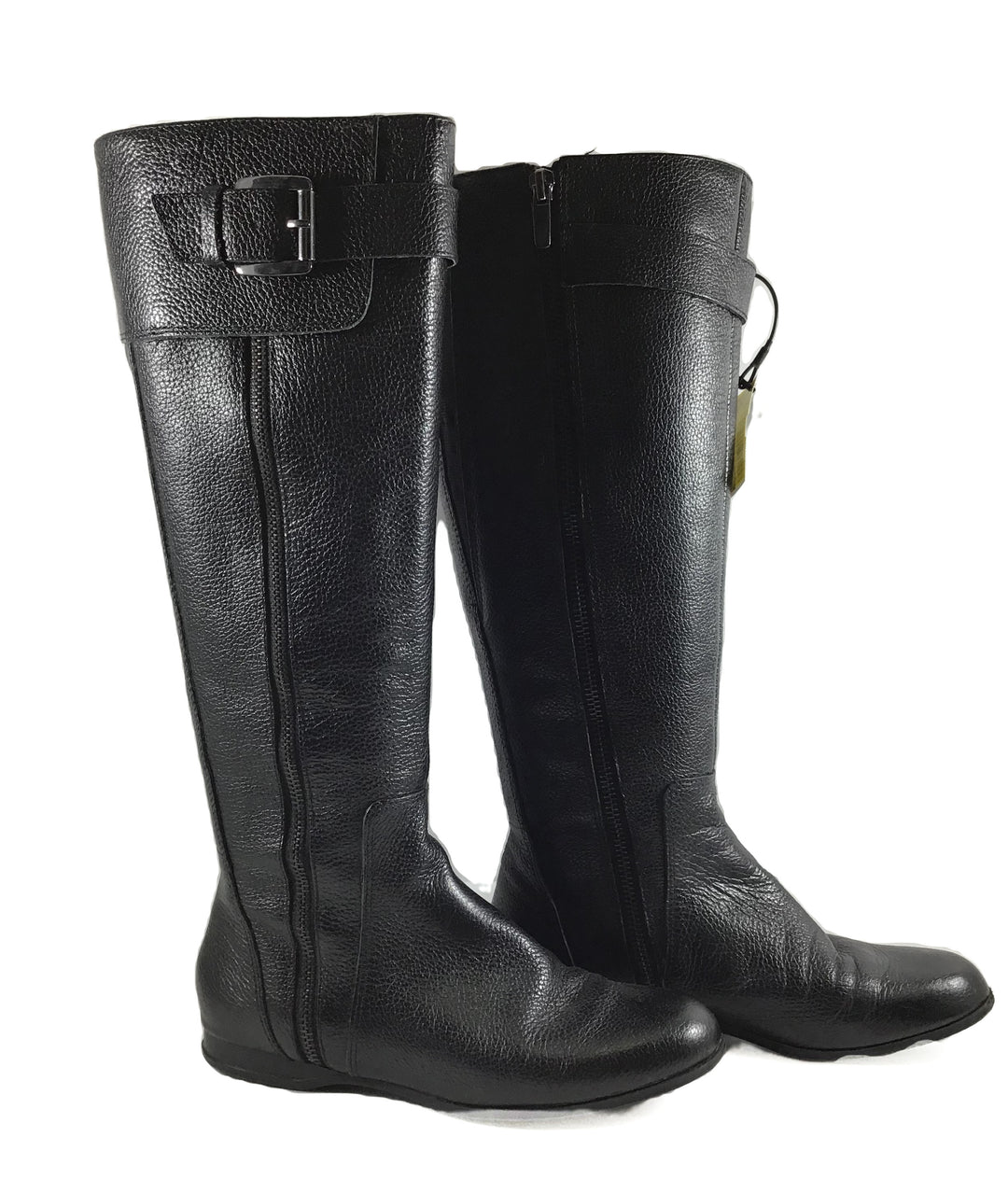Primary Photo - BRAND: ENZO ANGIOLINI <BR>STYLE: BOOTS KNEE <BR>COLOR: BLACK <BR>SIZE: 5 <BR>SKU: 213-213143-6470