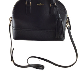 Primary Photo - BRAND: KATE SPADE STYLE: HANDBAG DESIGNER COLOR: BLACK SIZE: MEDIUM SKU: 213-21394-44470