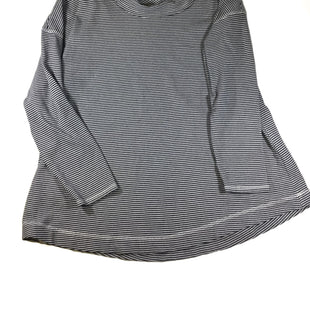 Primary Photo - BRAND: J JILL STYLE: TOP LONG SLEEVE COLOR: GREY WHITE SIZE: 2X SKU: 213-213135-6395