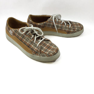 Primary Photo - BRAND: TIMBERLAND STYLE: SHOES LOW HEEL COLOR: PLAID SIZE: 9.5 SKU: 213-213118-32557. SNEAKERS, SNEAKERS.