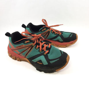 Primary Photo - BRAND: MERRELL STYLE: SHOES ATHLETIC COLOR: TURQUOISE SIZE: 8 SKU: 213-213118-33322