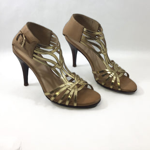 Primary Photo - BRAND: COLE-HAAN STYLE: SHOES HIGH HEEL COLOR: TAN SIZE: 9 SKU: 213-213118-34417