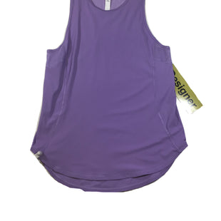 Primary Photo - BRAND: LULULEMON STYLE: ATHLETIC TANK TOP COLOR: PURPLE SIZE: 4 SKU: 213-213118-32904