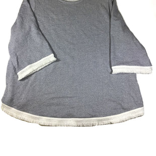 Primary Photo - BRAND: J JILL STYLE: TOP LONG SLEEVE COLOR: GREY SIZE: 2X SKU: 213-213135-6394