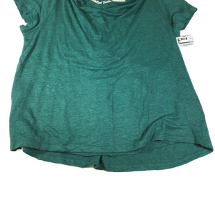 Primary Photo - BRAND: MAEVE STYLE: TOP SHORT SLEEVE COLOR: KELLY GREEN SIZE: M SKU: 213-213118-33309