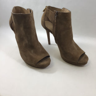 Primary Photo - BRAND: MICHAEL BY MICHAEL KORS STYLE: SHOES HIGH HEEL COLOR: CAMEL SIZE: 9 SKU: 213-213118-34408