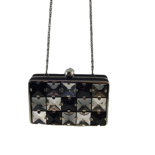 Primary Photo - BRAND: JESSICA MCCLINTOK STYLE: HANDBAG COLOR: SPARKLES SIZE: SMALL SKU: 213-213143-8580