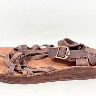 Primary Photo - BRAND: CHACOS STYLE: SANDALS LOW COLOR: RUST SIZE: 9 SKU: 213-213118-35909
