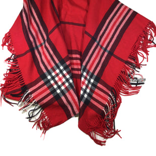Primary Photo - BRAND: TALBOTS STYLE: PONCHO COLOR: PLAID SIZE: XS SKU: 213-213154-242