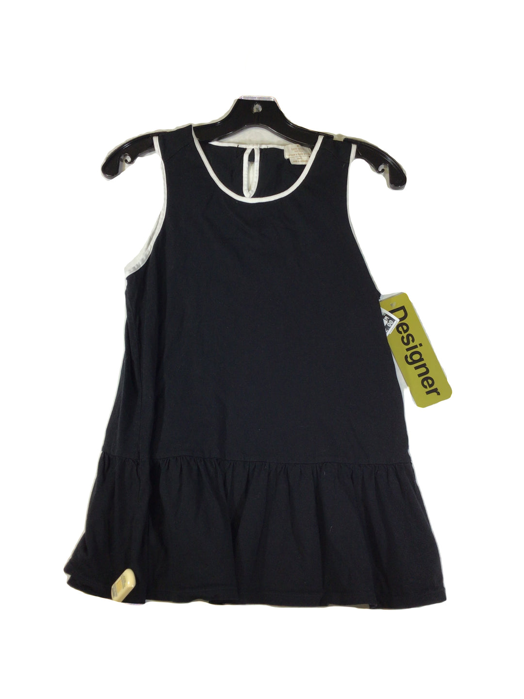 Primary Photo - BRAND: KATE SPADE <BR>STYLE: TOP SLEEVELESS <BR>COLOR: BLACK <BR>SIZE: S <BR>SKU: 213-213118-33320