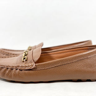 Primary Photo - BRAND: COACH STYLE: SHOES FLATS COLOR: BROWN SIZE: 9 SKU: 213-213143-10714