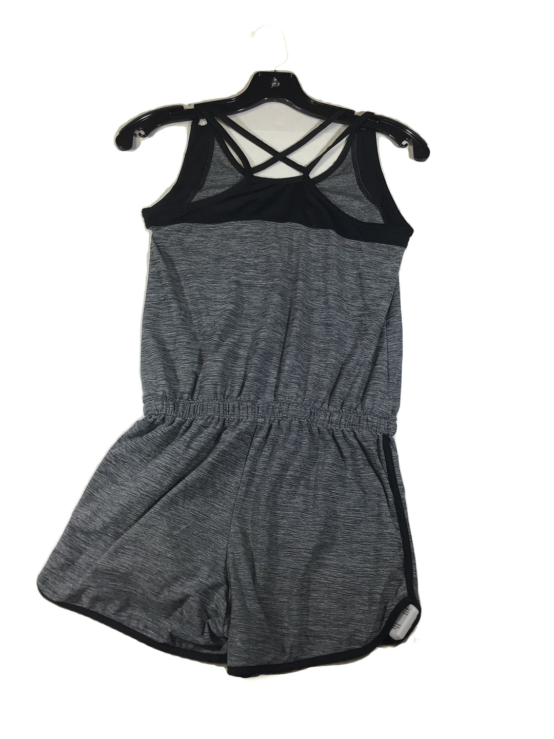 Photo #1 - BRAND: ATHLETIC WORKS <BR>STYLE: ATHLETIC TOP <BR>COLOR: GREY <BR>SIZE: L <BR>SKU: 213-213143-6943
