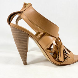 Primary Photo - BRAND: KATE SPADE STYLE: SHOES DESIGNER COLOR: CAMEL SIZE: 7.5 OTHER INFO: SATURDAY SKU: 213-21394-46690