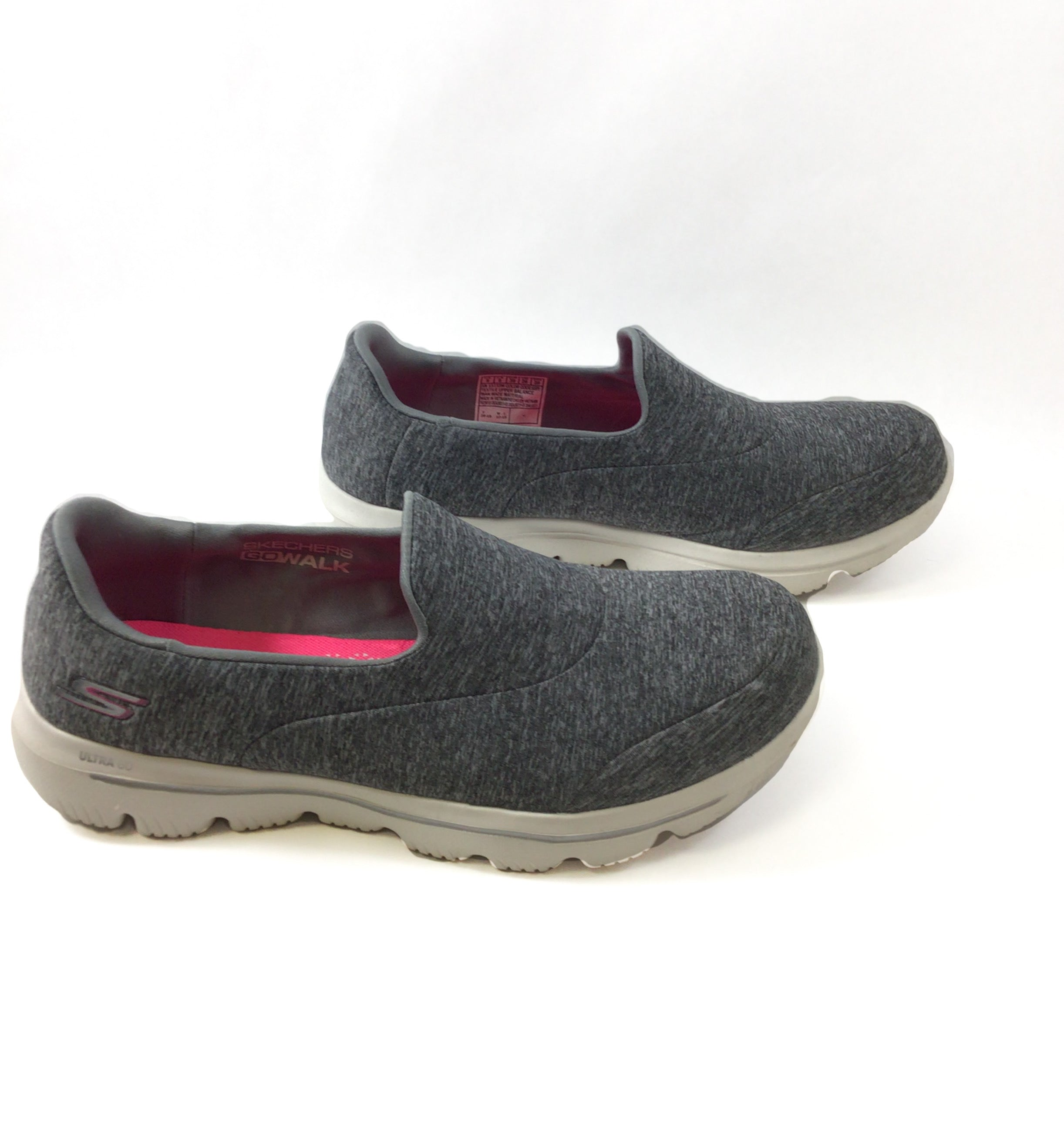 Primary Photo - BRAND: SKECHERS <BR>STYLE: SHOES ATHLETIC <BR>COLOR: GREY <BR>SIZE: 9 <BR>SKU: 213-213143-8816