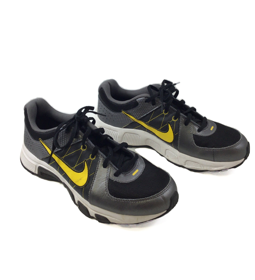 Primary Photo - BRAND: NIKE <BR>STYLE: SHOES ATHLETIC <BR>COLOR: GREY <BR>SIZE: 7 <BR>SKU: 213-213154-345